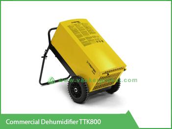 Commercial Dehumidifier TTK800 Vacker Kuwait