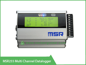 MSR255 Multi Channel Datalogger-Vacker Kuwait