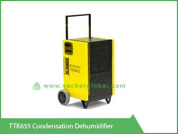TTK655 Condensation Dehumidifier Vacker Kuwait