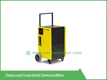 Desiccant Industrial Dehumidifier - Vacker Kuwait
