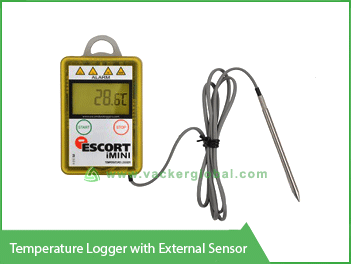 Temperature Logger with External Sensor Vacker Kuwait