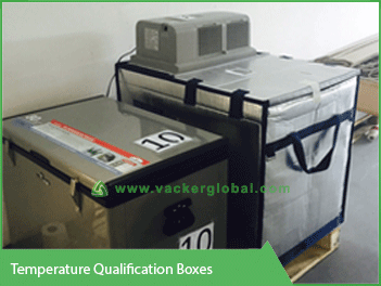 Temperature Qualification Boxes - Vacker Kuwait