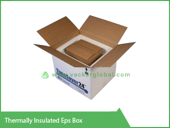 Thermally Insulated EPS Box - Vacker Kuwait