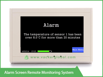 alarm screen remote monitoring system - Vacker Kuwait