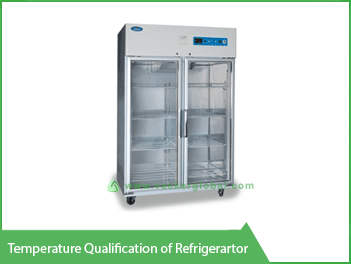 Temperature Qualification of Refrigerator - Vacker Kuwait