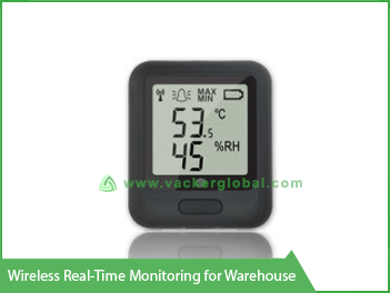 Wireless real time monitoring systems - Vacker Kuwait