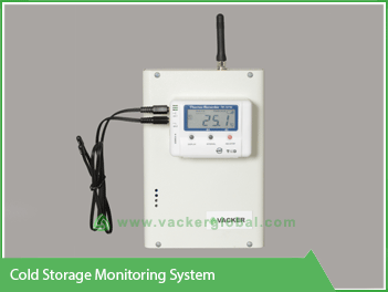 Cold Storage Monitoring System VackerGlobal