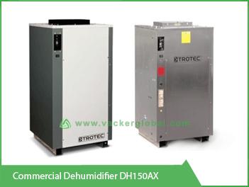 Commercial Dehumidifier DH150AX Vacker Kuwait