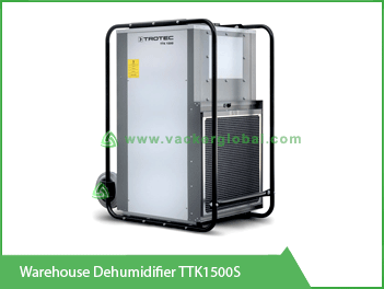 Warehouse Dehumidifier TTK1500S Vacker Kuwait