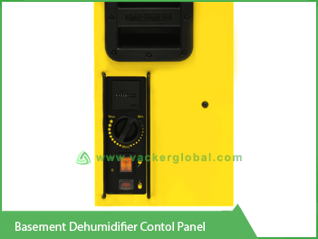 Basement Dehumidifier Control Panel Vacker Kuwait