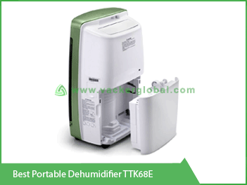 Best Portable Dehumidifier TTK68E Vacker Kuwait