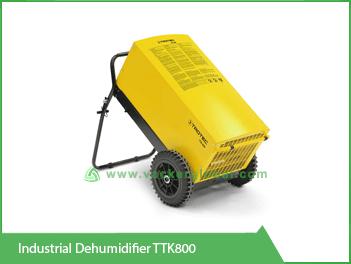 Industrial Dehumidifier TTK800 Vacker Kuwait