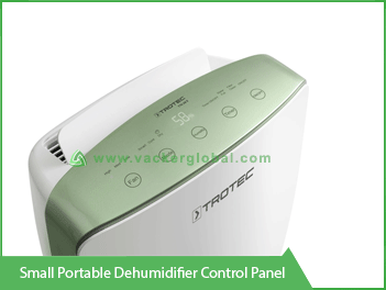 Small Portable Dehumidification Control Panel Vacker Kuwait