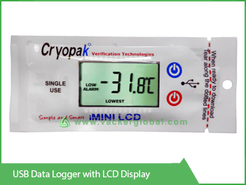USB Data Logger with LCD Display Vacker Kuwait