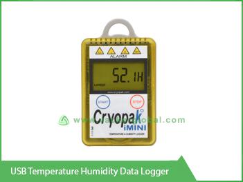 USB Temperature Humidity Data Logger Vacker Kuwait