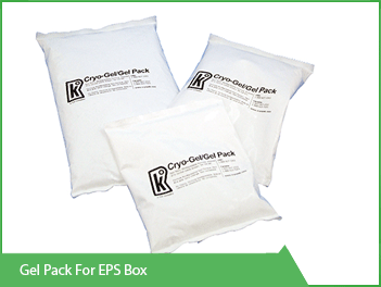 Gel Packs for EPS Boxes VackerGlobal