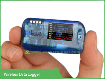 MSR145WD Wireless Data Logger MSR Electronics GmbH Vacker Kuwait