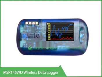 MSR145WD Wireless Data Logger Vacker Kuwait