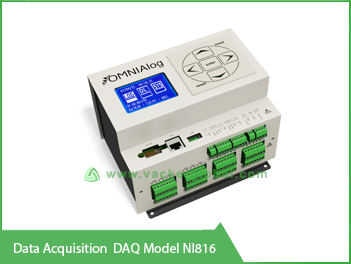 VackerGlobal data acquisition daq model NI816