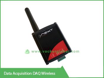 VackerKuwait wireless data acquisition daq