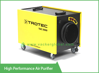 high performance air cleaners